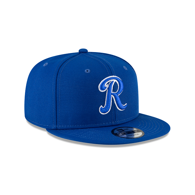 Kansas City Royals Ligature 9FIFTY Snapback | Kansas City Royals Hats | New Era Cap