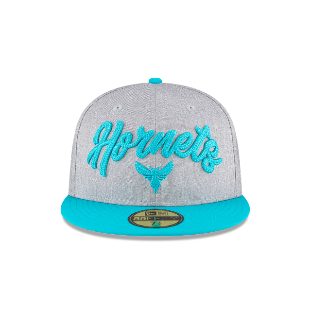 Charlotte Hornets NBA Draft 59FIFTY Fitted | Charlotte Hornets Hats | New Era Cap