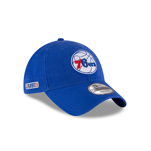 Philadelphia 76ers Playoff Series 9TWENTY Adjustable | Philadelphia 76ers Hats | New Era Cap