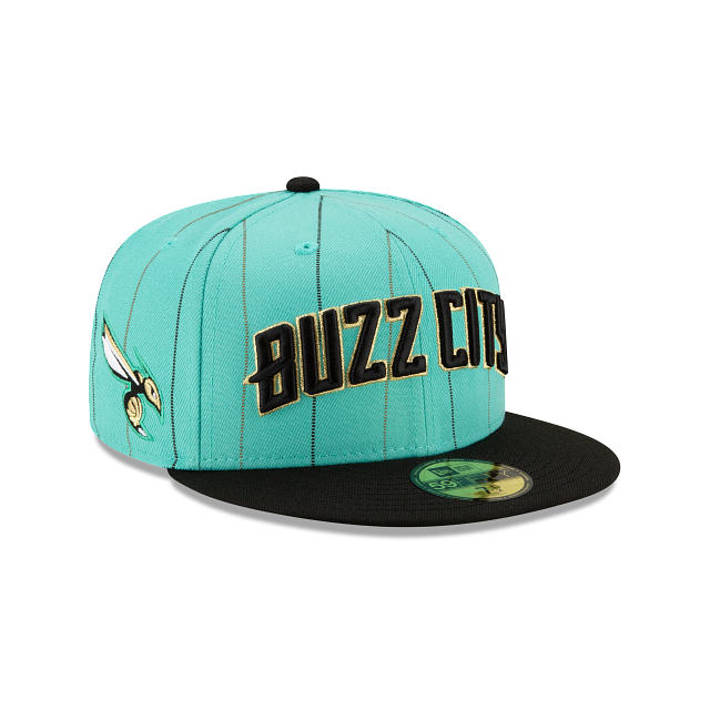 Charlotte Hornets City Edition 59FIFTY Fitted | Charlotte Hornets Hats | New Era Cap