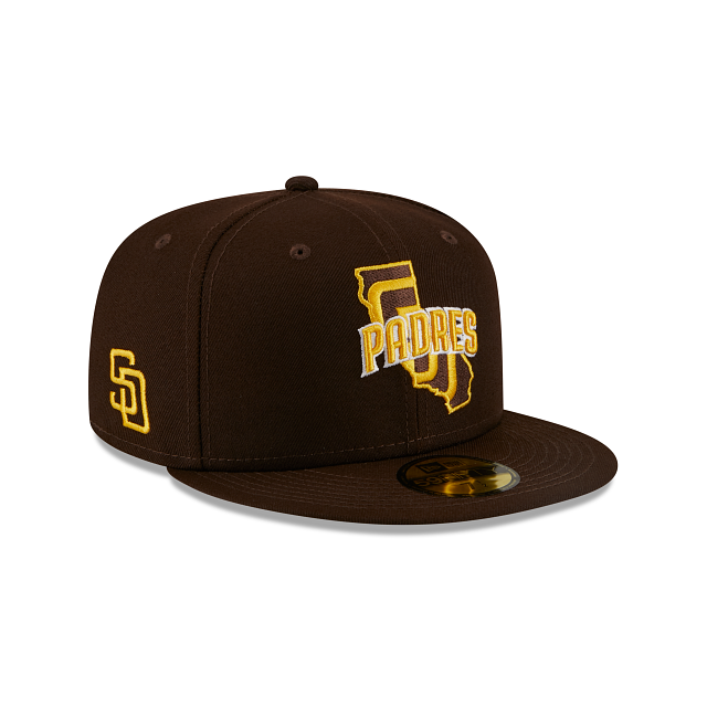 San Diego Padres Local 59FIFTY Fitted | San Diego Padres Hats | New Era Cap