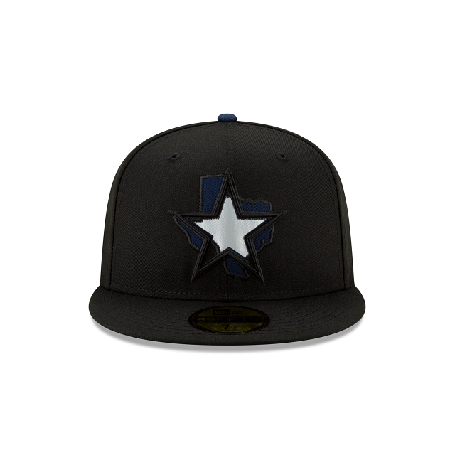 Dallas Cowboys State Logo Reflect 59FIFTY Fitted | Dallas Cowboys Hats | New Era Cap