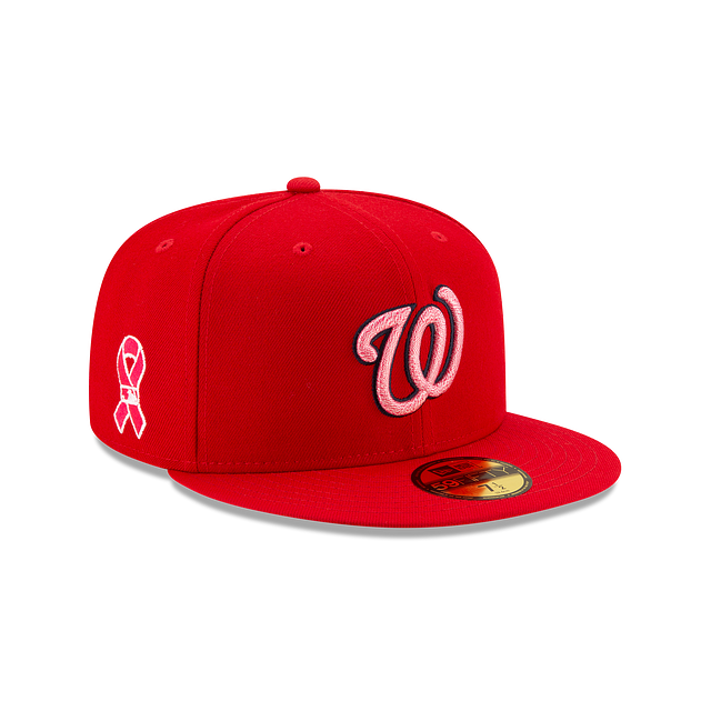 Washington Nationals Mother's Day 59FIFTY Fitted | Washington Nationals Hats | New Era Cap