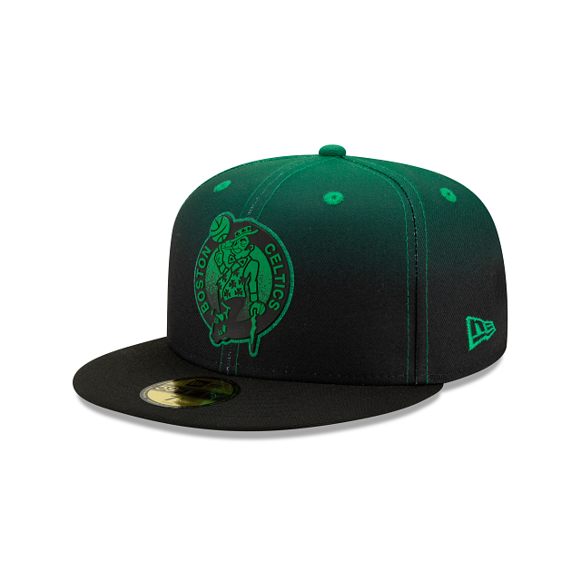Boston Celtics Back HaLF 59FIFTY Fitted | Boston Celtics Hats | New Era Cap