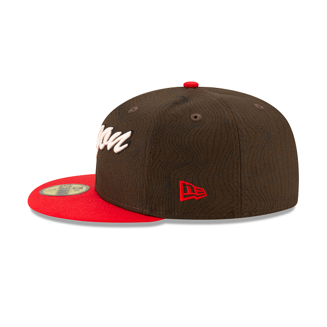 Portland Trail Blazers City Edition 59FIFTY Fitted | Portland Trail Blazers Hats | New Era Cap