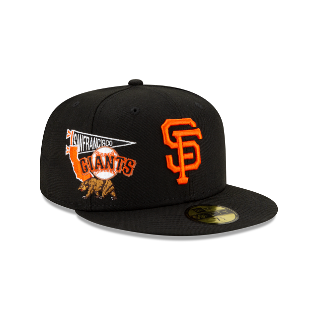 San Francisco Giants City Patch 59FIFTY Fitted | San Francisco Giants Hats | New Era Cap