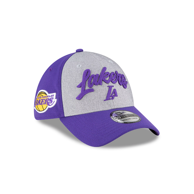Los Angeles Lakers NBA Draft 39THIRTY Stretch Fit | Los Angeles Lakers Hats | New Era Cap