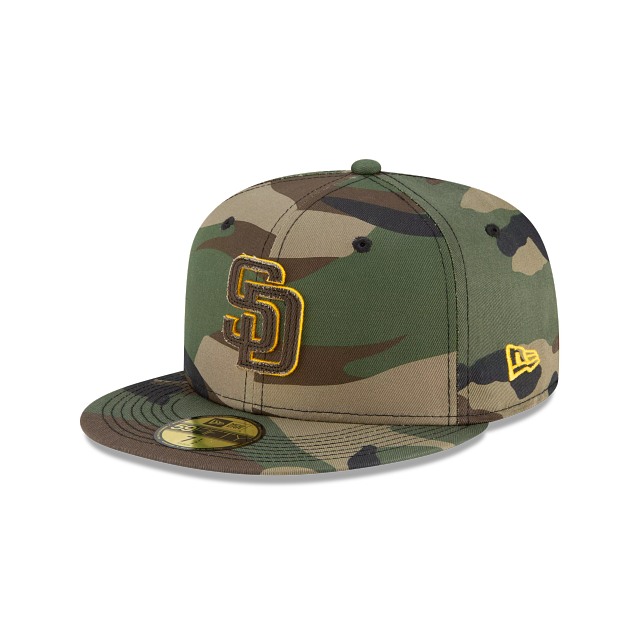 San Diego Padres Forest Pop 59FIFTY Fitted | San Diego Padres Hats | New Era Cap