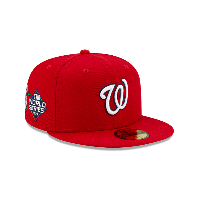 Washington Nationals State Flower 59FIFTY Fitted | Washington Nationals Hats | New Era Cap