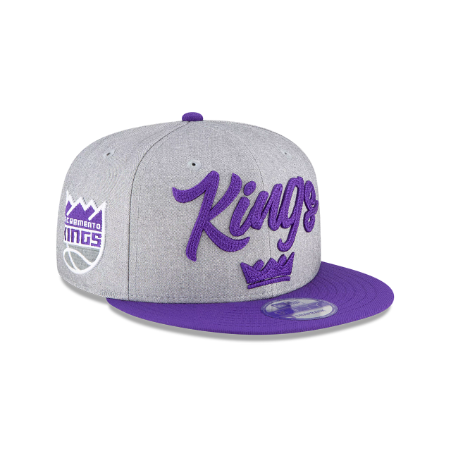 Sacramento Kings Official NBA Draft 9FIFTY Snapback | Sacramento Kings Hats | New Era Cap