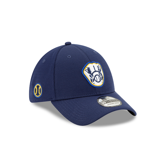 Milwaukee Brewers 2021 Spring Training 39THIRTY Stretch Fit | Milwaukee Brewers Hats | New Era Cap