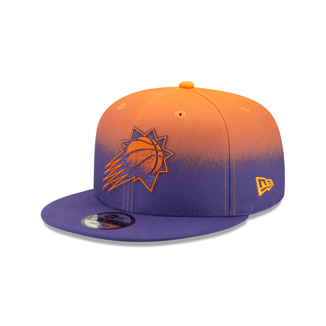 Phoenix Suns Back HaLF 9FIFTY Snapback | Phoenix Suns Hats | New Era Cap