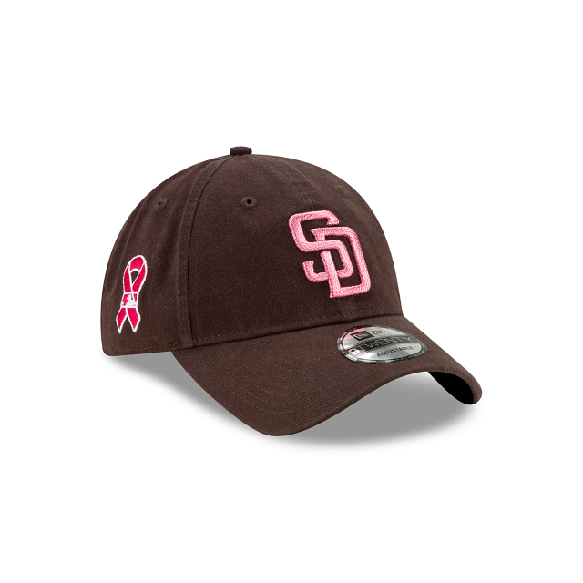 San Diego Padres Mother's Day 9TWENTY Adjustable | San Diego Padres Hats | New Era Cap