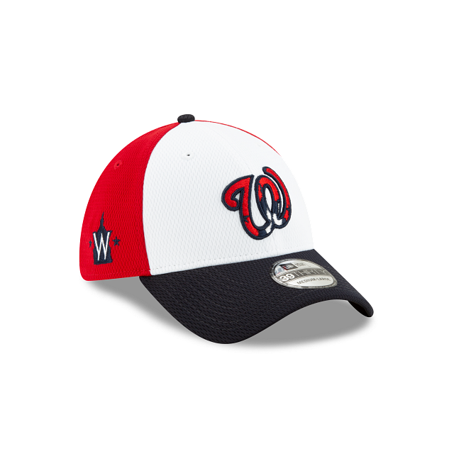 Washington Nationals 2021 Spring Training 39THIRTY Stretch Fit | Washington Nationals Hats | New Era Cap