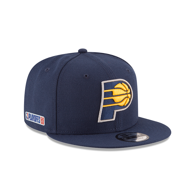Indiana Pacers Playoff Series 9FIFTY Snapback | Indiana Pacers Hats | New Era Cap
