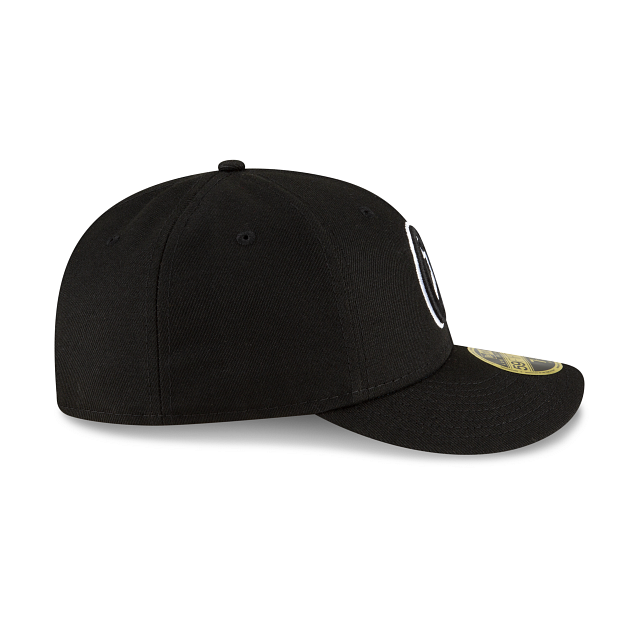 Chicago White Sox Ligature Low Profile 59FIFTY Fittted | Chicago White Sox Hats | New Era Cap