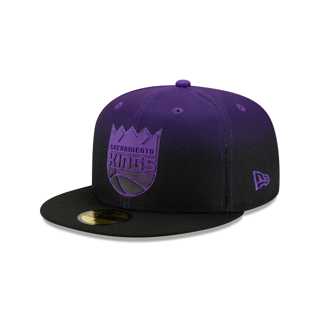 Sacramento Kings Back HaLF 59FIFTY Fitted | Sacramento Kings Hats | New Era Cap