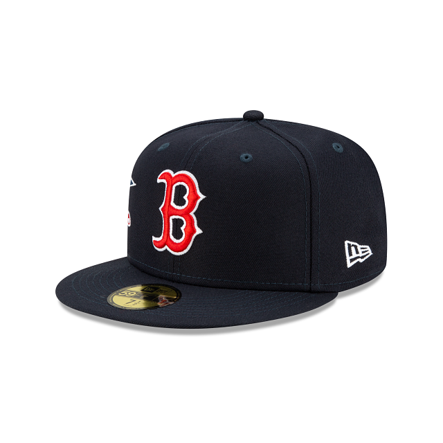 Boston Red Sox City Patch 59FIFTY Fitted | Boston Red Sox Hats | New Era Cap