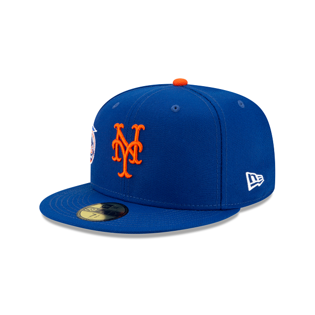 New York Mets City Patch 59FIFTY Fitted | New York Mets Hats | New Era Cap