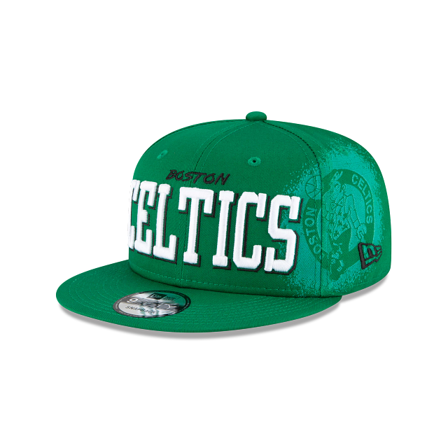 Boston Celtics Faded 9FIFTY Snapback | Boston Celtics Hats | New Era Cap