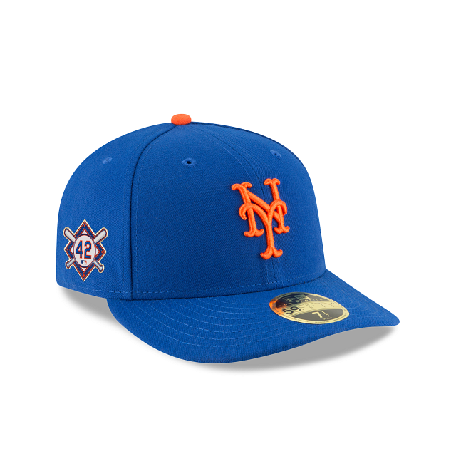 New York Mets Jackie Robinson Day Low Profile 59FIFTY Fitted | New York Mets Hats | New Era Cap