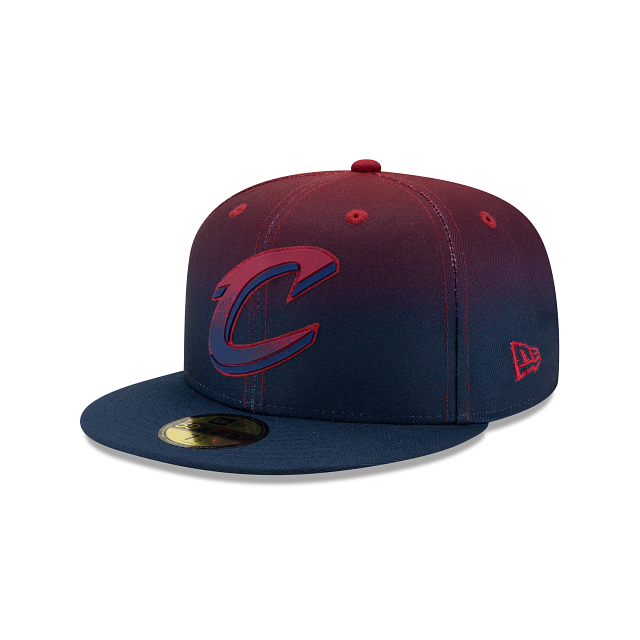 Cleveland Cavaliers Back HaLF 59FIFTY Fitted | Cleveland Cavaliers Hats | New Era Cap