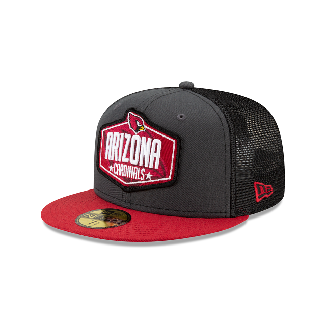 Arizona Cardinals NFL Draft 59FIFTY Fitted | Arizona Cardinals Hats | New Era Cap