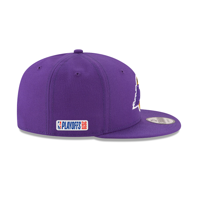 Los Angeles Lakers Playoff Series 9FIFTY Snapback | Los Angeles Lakers Hats | New Era Cap