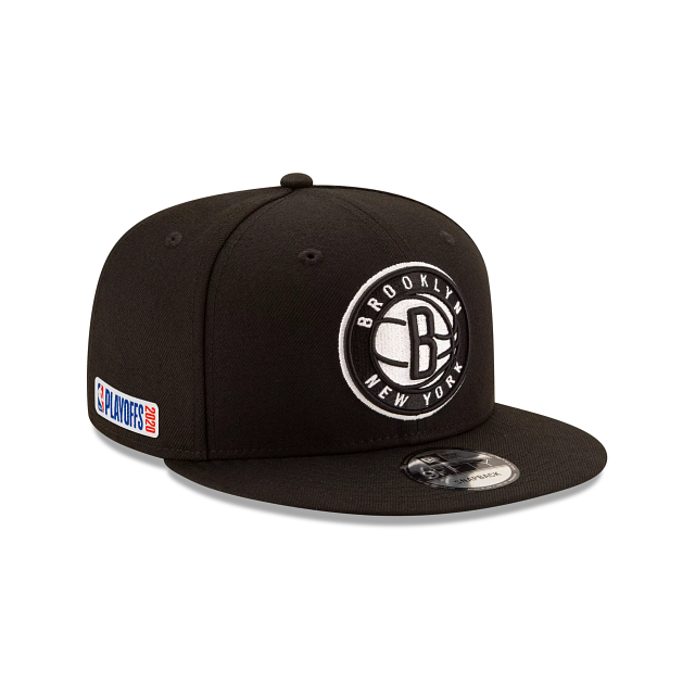 Brooklyn Nets Playoff Series 9FIFTY Snapback | Brooklyn Nets Hats | New Era Cap