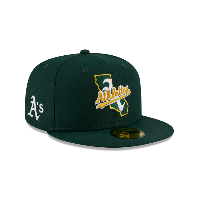Oakland Athletics Local 59FIFTY Fitted | Oakland Athletics Hats | New Era Cap