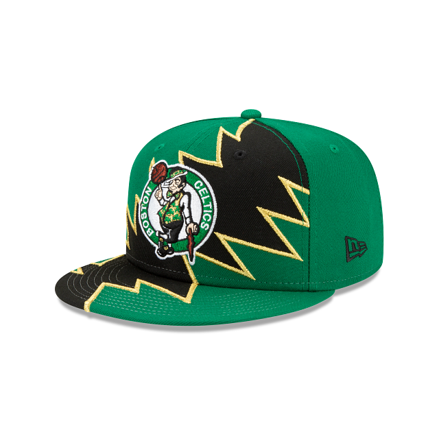 Boston Celtics Flash 9FIFTY Snapback | Boston Celtics Hats | New Era Cap