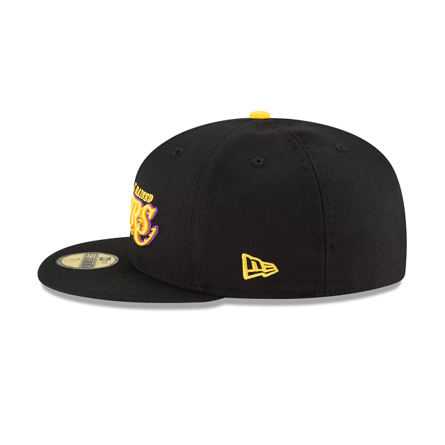 Born X Raised Los Angeles Lakers 59FIFTY Fitted | Los Angeles Lakers Hats | New Era Cap