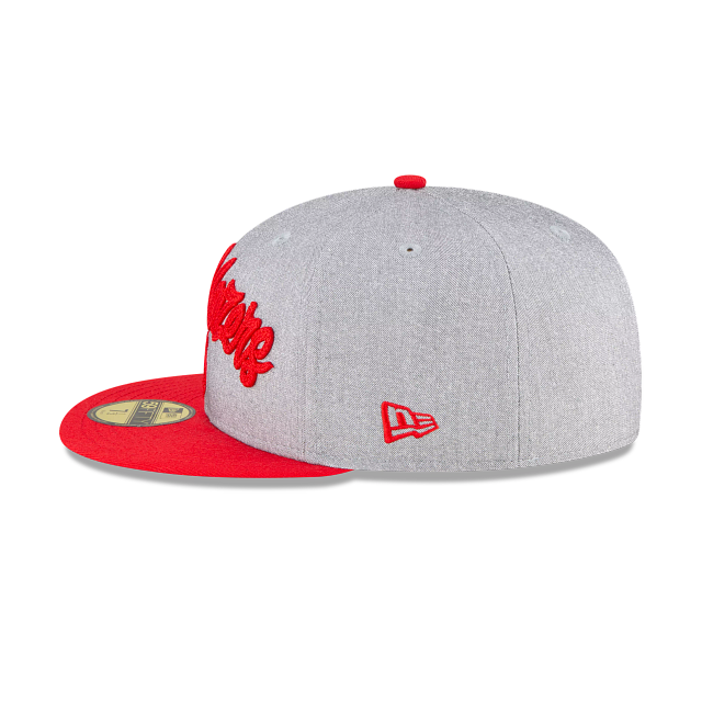 Portland Trail Blazers NBA Draft 59FIFTY Fitted | Portland Trail Blazers Hats | New Era Cap