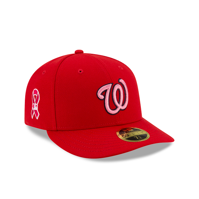 Washington Nationals Mother's Day Low Profile 59FIFTY Fitted | Washington Nationals Hats | New Era Cap