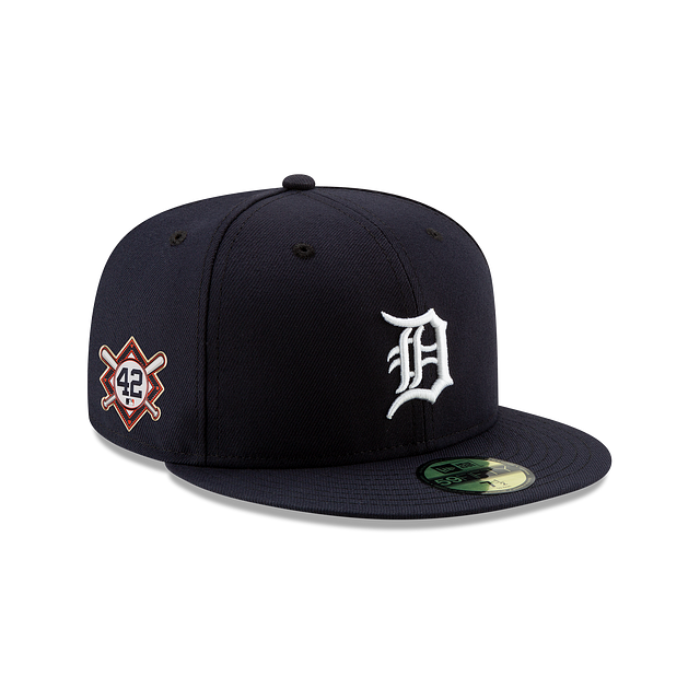Detroit Tigers Jackie Robinson Day 59FIFTY Fitted | Detroit Tigers Hats | New Era Cap