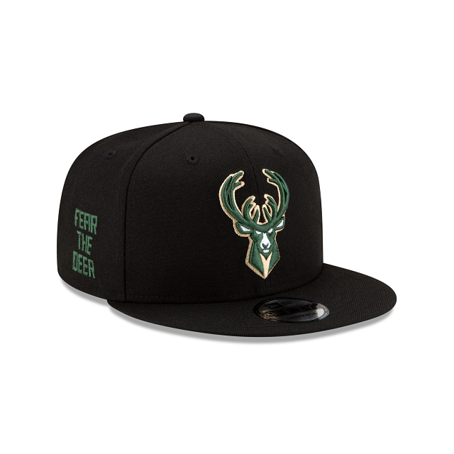 Milwaukee Bucks Statement Edition 9FIFTY Snapback | Milwaukee Bucks Hats | New Era Cap